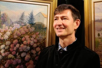Sinyavsky Dimitri - Artiste peintre - Avranches
