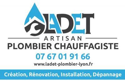 Etablissement Ladet SARL - Plombier - Lyon