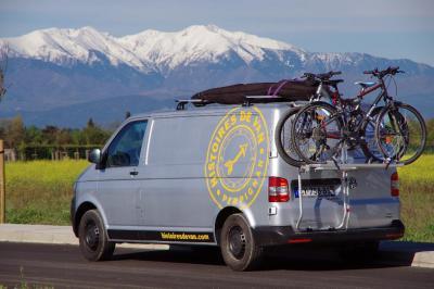 Histoires De Van - Location de caravanes et de mobile homes - Cabestany