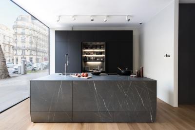 Eba Haussmann - Vente et installation de cuisines - Paris
