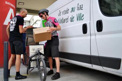 Vélocité Services SARL - Coursiers - Grenoble