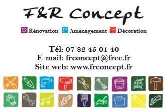 F&R Concept - Rénovation immobilière - Lyon
