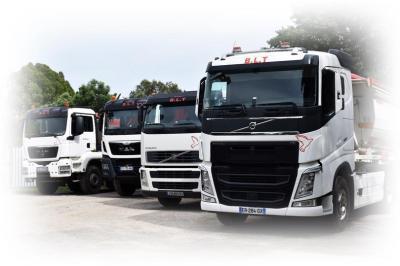 Baudran Location Transports SAS BLT - Transport routier - Hyères