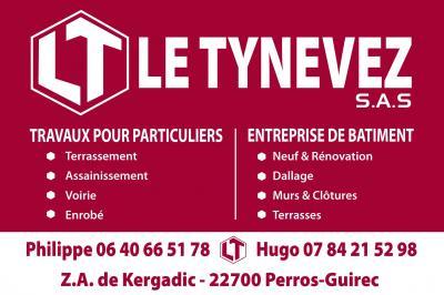 Sas le Tynevez - Entreprise de bâtiment - Perros-Guirec