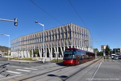 Région Auvergne-Rhône-Alpes - Conseil départemental, conseil régional - Grenoble