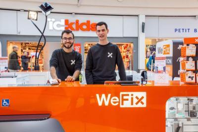 We Fix - Réparation de téléphone portable - Annecy