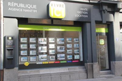 Vivre Ici Nant'im - Agence immobilière - Nantes