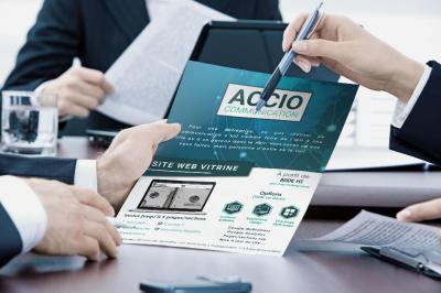 Accio Communication - Création de sites internet et hébergement - Hyères
