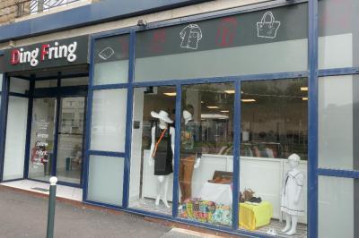 Ding Fring - Vêtements enfant - Rennes