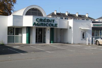 Crédit Agricole du Morbihan Vannes Kercado - Société d'assurance - Vannes