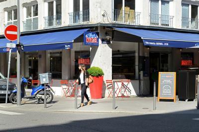 King Marcel - Restaurant - Montreuil