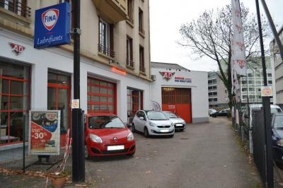 Garage Des 1000 Lacs - Garage automobile - Grenoble