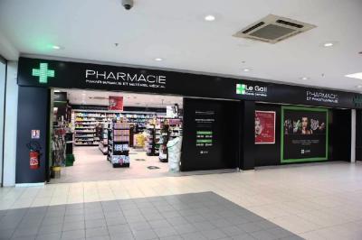 Pharmacie Eraudière - LE GALL SANTE SERVICES - Pharmacie - Nantes