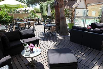 Hotel Gil De France - Restaurant - Agde