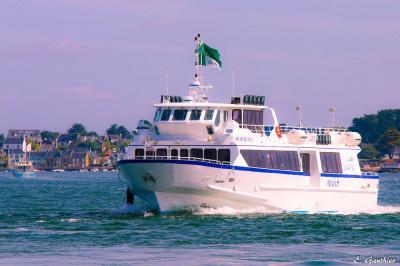 Navix - Transport maritime et fluvial - Vannes