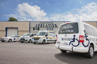 Ambulances Avranchinaises - Ambulance - Avranches