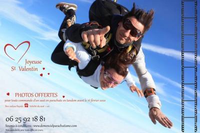 Demenciel Parachutisme - Parachutisme - Niort