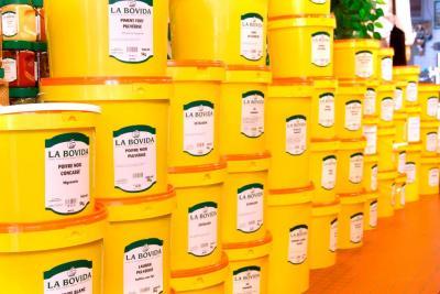 la Bovida - Fabrication de condiments et d'épices - Rezé