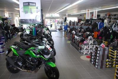 Saint Just Moto - Agent concessionnaire motos et scooters - Beauvais