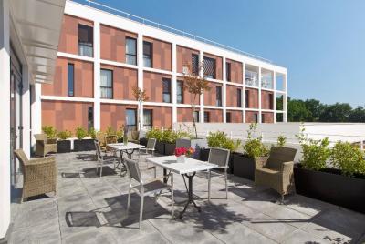 Résidence Jean Monnet - Les Jardins de Cybèle - Maison de retraite médicalisée - Mérignac
