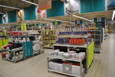 Auchan Poitiers Porte Sud - Supermarché, hypermarché - Poitiers