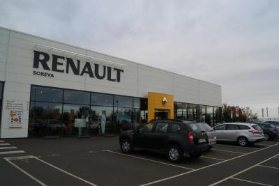 SOBAIE AUTOMOBILE site de Granville - Concessionnaire automobile - Granville