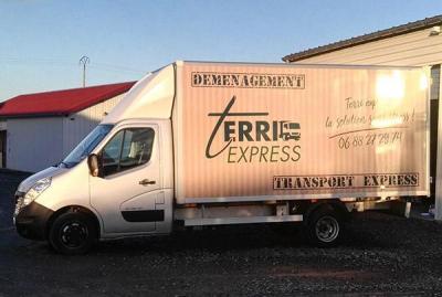 Terri Express - Transport express - Roanne