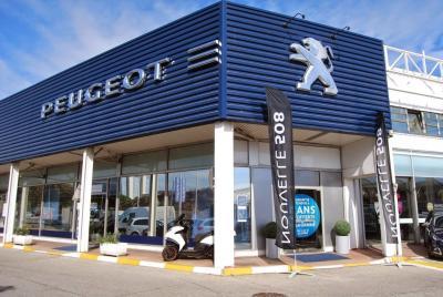Peugeot Nice - Vente et montage de pneus - Nice
