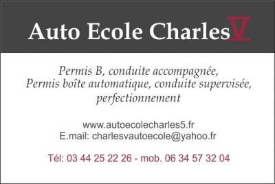 Auto Ecole Charles V - Auto-école - Creil