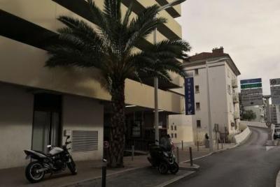 Parking gare de Cannes - EFFIA - Parking public - Cannes
