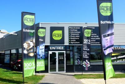 Chronopiles - Fabrication de matériel électrique et électronique - Grenoble