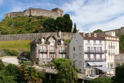 Hotel Montfort - Restaurant - Lourdes