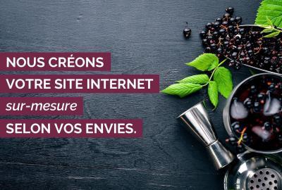 Atelier Cassis - Création de sites internet et hébergement - Dijon