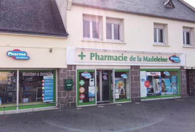 Pharmacie De La Madeleine - Pharmacie - Morlaix