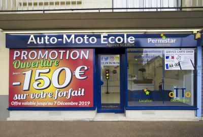Permistar Auto Ecole - Auto-école - Sceaux