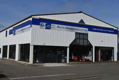 Auto Omnia Industrie Fougeres - Garage automobile - Fougères