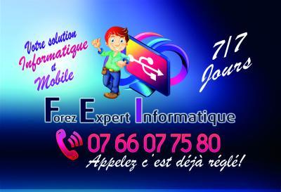 Forez Expert Informatique - Conseil, services et maintenance informatique - Montbrison