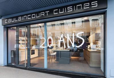 Caulaincourt Cuisines - Vente et installation de cuisines - Paris