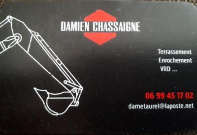 Chassaigne Damien - Entreprise de terrassement - Aubière