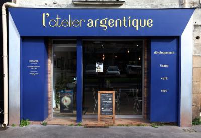 L'Atelier Argentique - Développement et tirage photo - Nantes