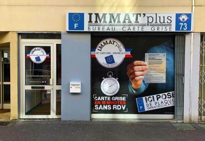 Immat'Plus - Prestataire de cartes grises - Grenoble
