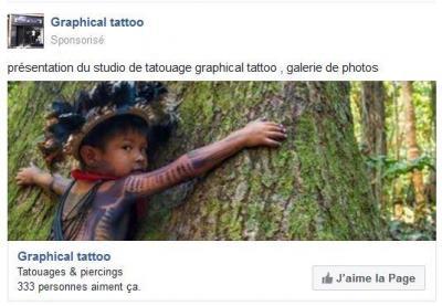 Graphical tattoo - Tatouages - Bordeaux