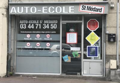 Auto Ecole Saint Médard - Auto-école - Creil