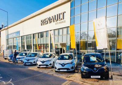 Renault Meaux - Carrosserie et peinture automobile - Meaux
