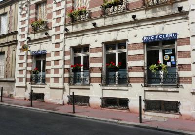 Roc Eclerc - Pompes funèbres - Saint-Germain-en-Laye