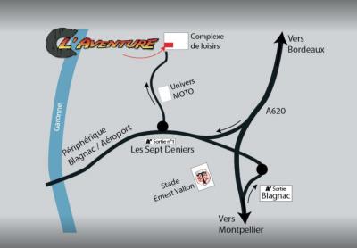 C l'Aventure - Parc d'attractions et de loisirs - Toulouse