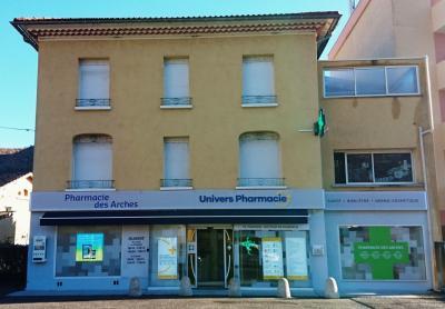 Univers Pharmacie - Pharmacie - Digne-les-Bains