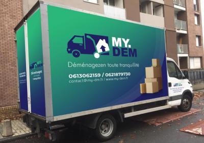MY-Dem - Déménagement - Palaiseau