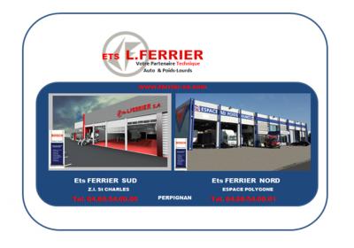 Ferrier - Garage automobile - Perpignan