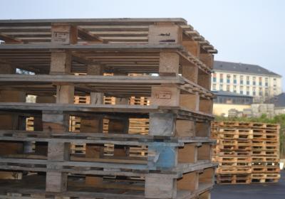AER Recyclage - Emballages en bois - Rennes
